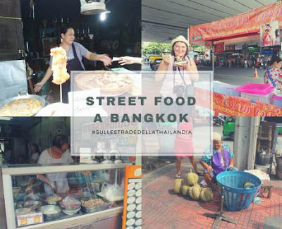 street food a Bangkok