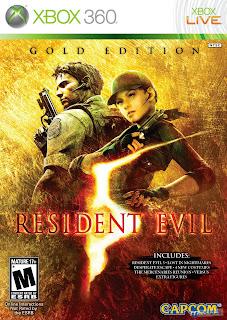 Resident Evil 5 Gold Edition (X-BOX360) 2009