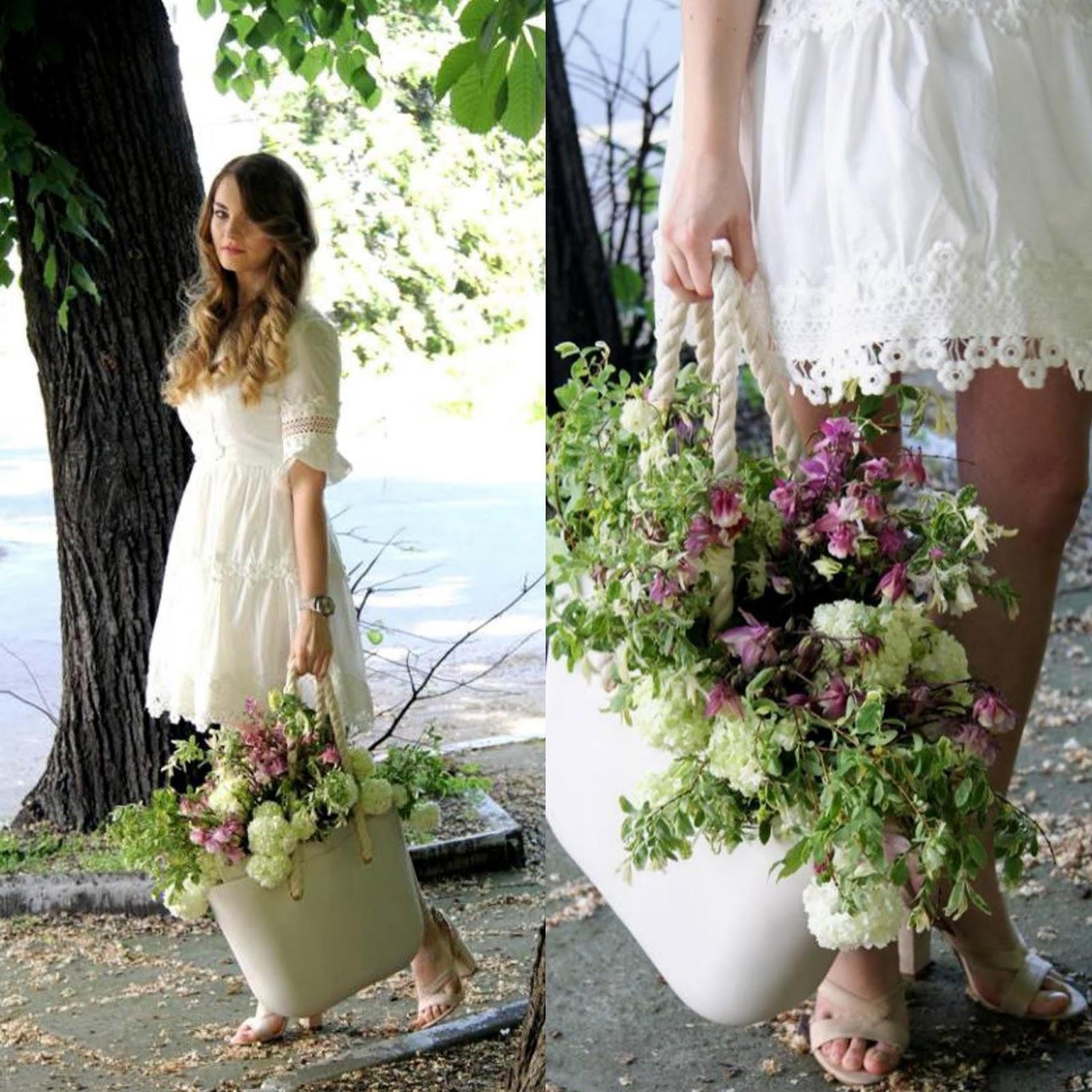 wiosenna stylizacja flowerbox