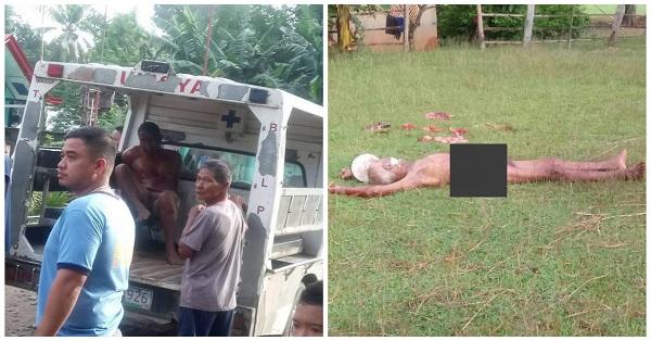 Grandson Brutally Kills His 86 Years Old Grandfather Like An Animal