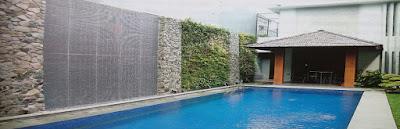 pembuatan taman vertikal | vertical garden