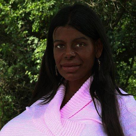 """This German Woman Has Spent Thousands Of Euros To Become Black And Calls Herself """"African"""""""