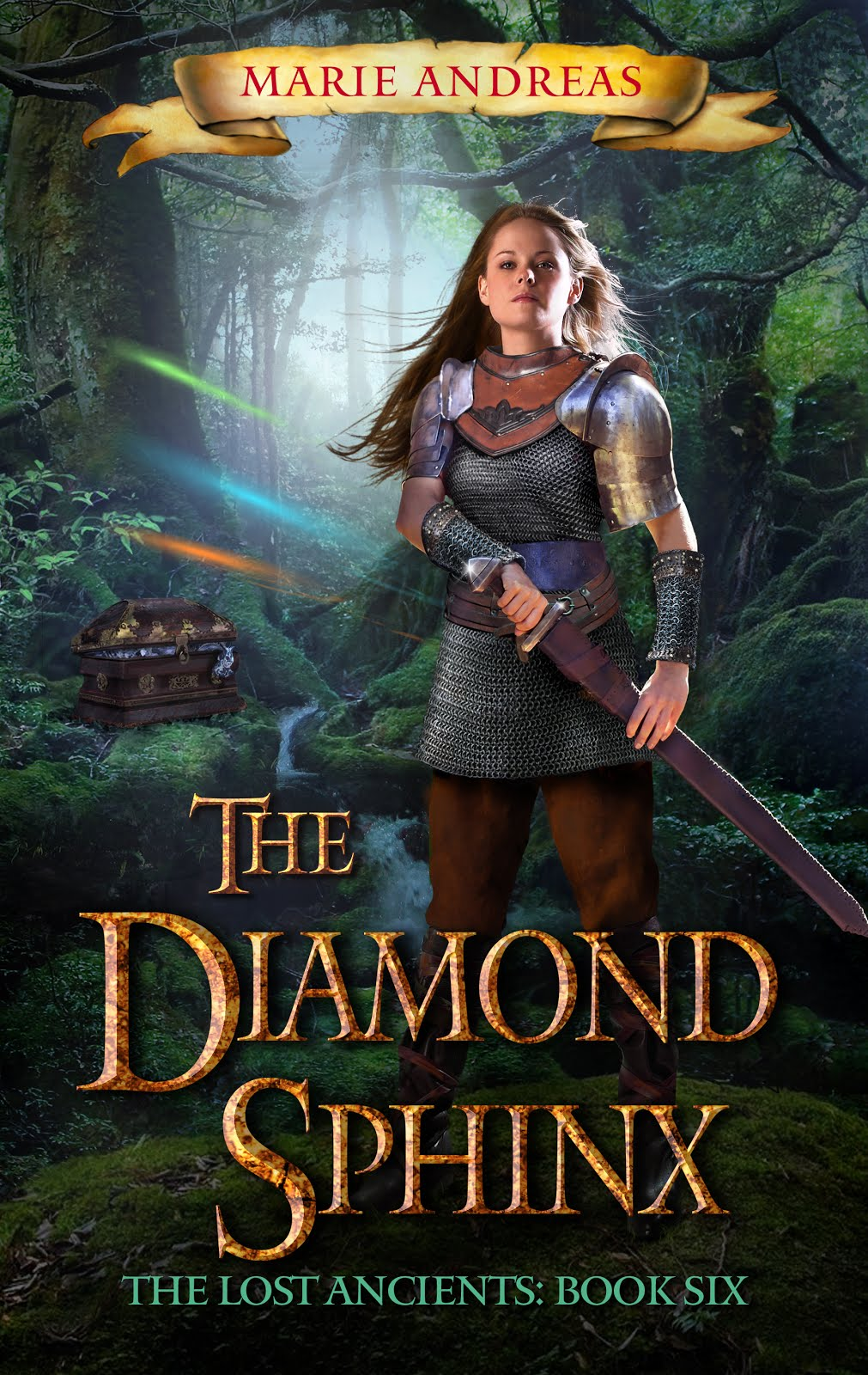 The final book in the Lost Ancients series!