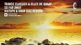 Lyrics So Far Away - Trance Classics & Elles de Graaf