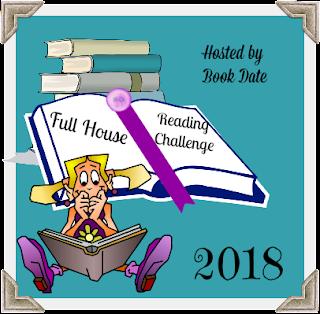 Full House 2018 Reading Challenge badge
