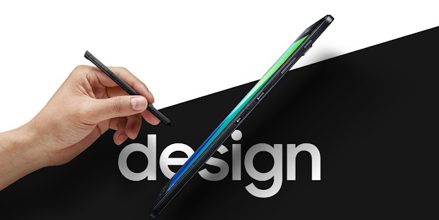 The new Samsung tablet bet by pencil: inherits the S Pen Galaxy Note 7
