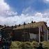 Habitantes refaccionaron iglesia con ancestral faena