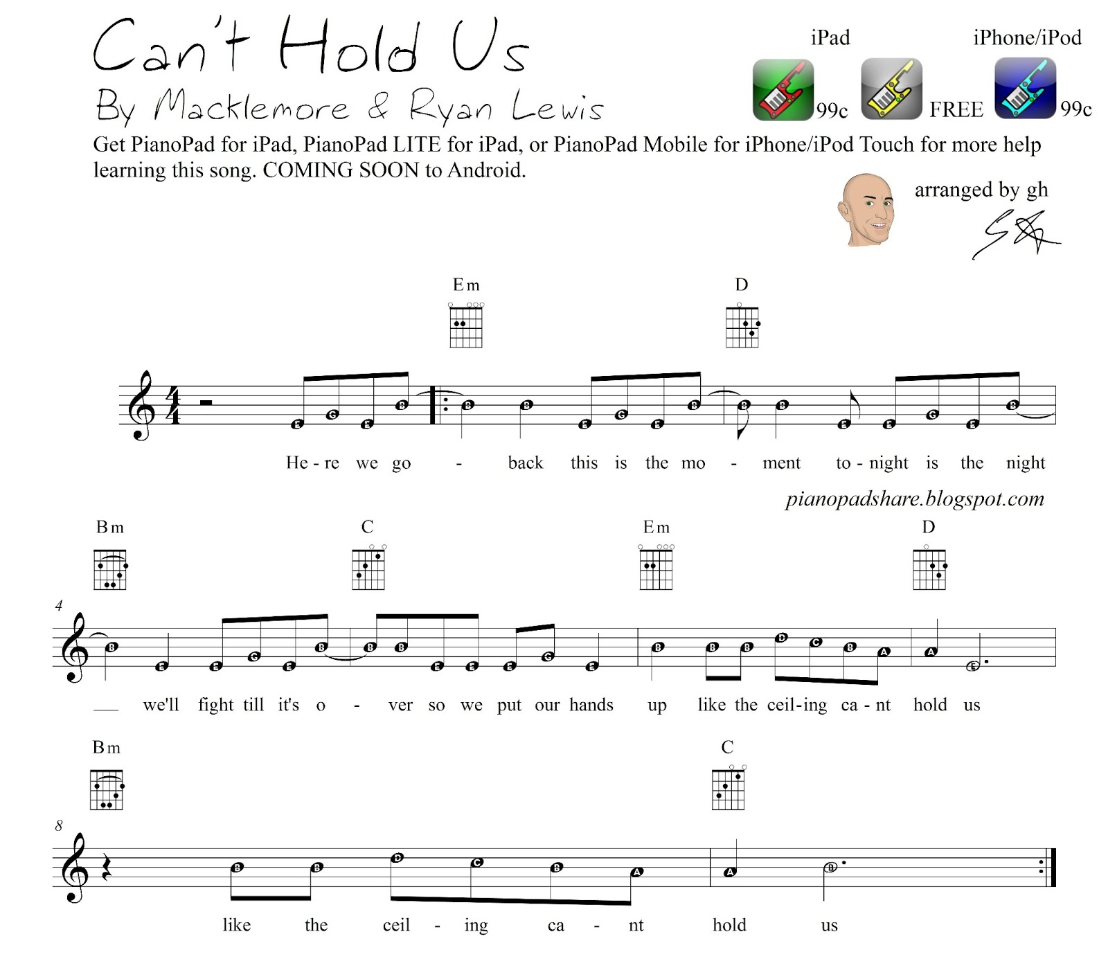Скачать песню cant hold us macklemore.