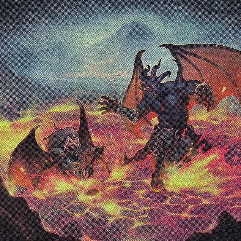 ... Burning Abyss trở nên căng thẳng hơn bao giờ hết! Hãy nhớ rằng, yếu tố  bất ngờ từ Fire Lake cũng gần như là yếu tố then chốt của lá bài này.