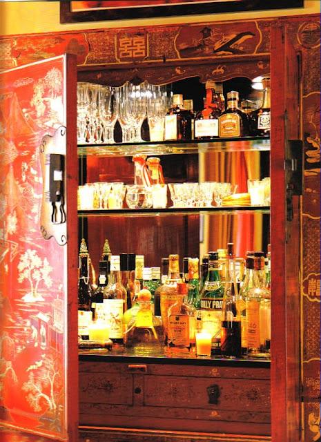 Decoraci n de interiores ideas de decoraci n para el mini bar - Home mini bar ideas ...