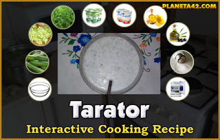 Simple Tarator Soup