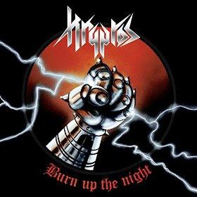 """Το τραγούδι των Kryptos """"One Shot to Kill"""" από τον δίσκο των Ινδών """"Burn Up The Night"""""""