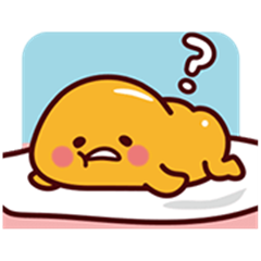 gudetama: Nice and Over Easy