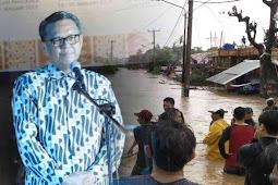 Nurdin Abdullah Akan Tinjau 6 Kabupaten dan Kota Terdampak Banjir