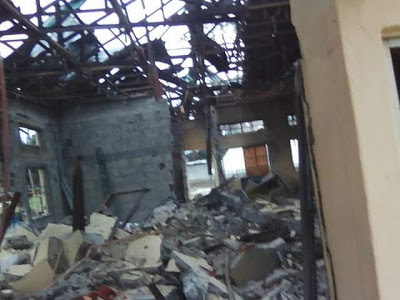 , Breaking: Isoko House Has Been Bombed In Delta State, Latest Nigeria News, Daily Devotionals & Celebrity Gossips - Chidispalace