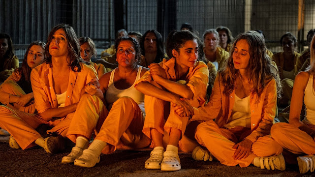 Vis a Vis, 4ª Temporada, episodio final, Alba Flores