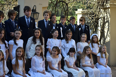 Photos for First Communion
