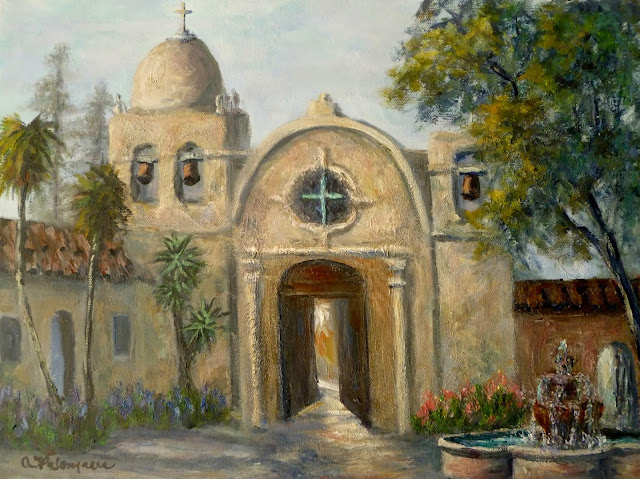 San Carlos Mission