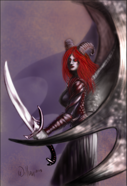 Nahemia Sine, Aspect of Lilith
