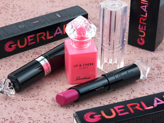Guerlain Spring 2017 La Petite Robe Noire Makeup Collection: Review and Swatches