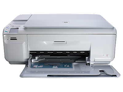 HP Photosmart C4500 Printer Driver Download