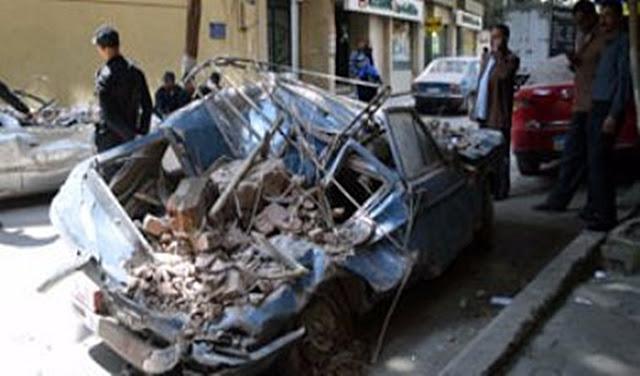 إصابة 9 معلمات فى حادث سير بالوادى الجديد
