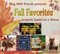 Blog With Friends, multi-blogger projects based on a theme. November 2017 theme: Fall Favorites | Shared on www.BakingInATornado.com | #recipe #DIY