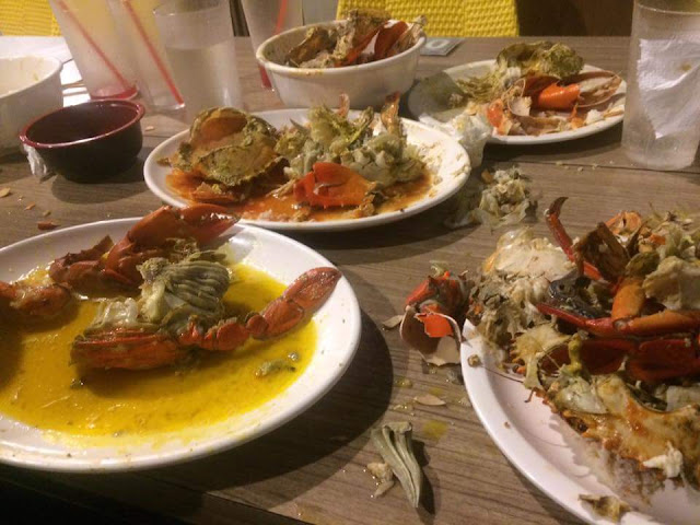 Netizen Shares Her Horrible Experience In A Crab All You Can Buffet
