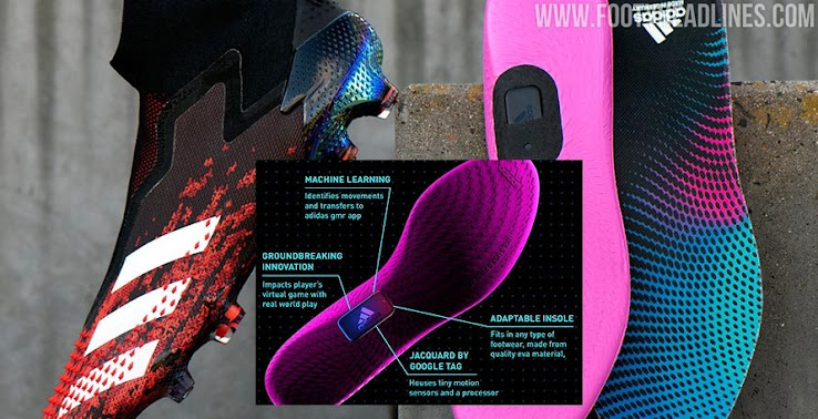 Íncubo Separar problema  Revolutionary? All-New Adidas GMR Tracking Insoles Launched - Footy  Headlines