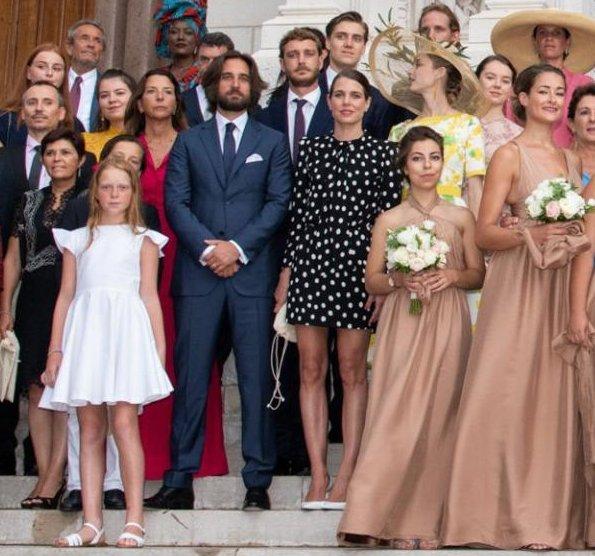 charlotte casiraghi, dimitri rassam, beatrice borromeo, princess alexandra, tatina santo domingo pierre casiraghi