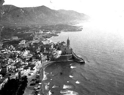 Sitges en 1934