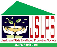 JSLPS Admit Card