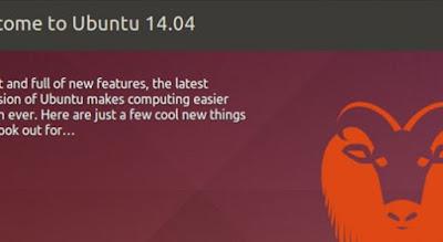 ubuntu 14.04 LTC