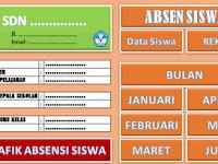 Download Aplikasi Absensi Siswa Excel Terbaru 2017