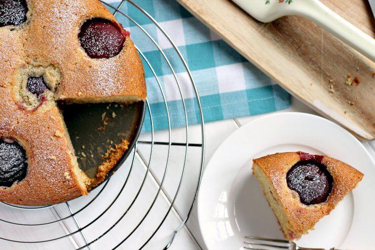 Metis® Frangipane Cake