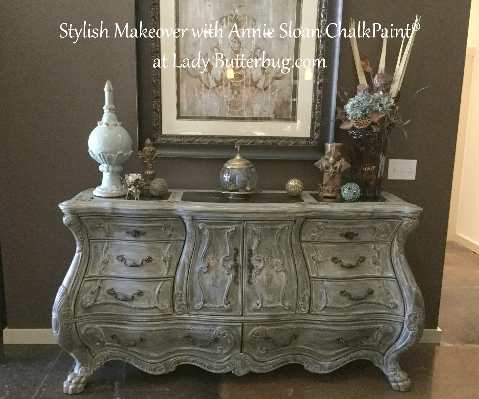 Annie Sloan Stylish Makeover