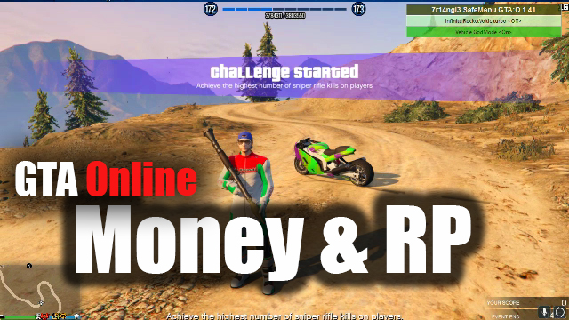 gta 5 money and rp mods