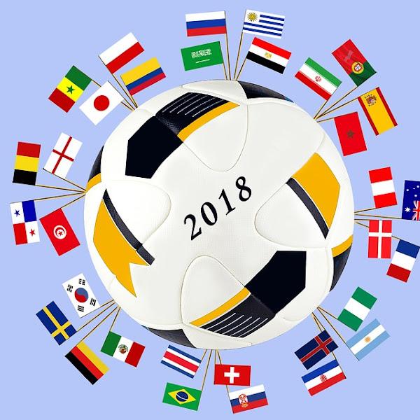 Mengulas Tentang Bendera Negara Piala Dunia 2018 Kebanggaan Asia di Ajang Dunia