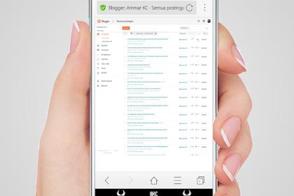 Tips Blogging Di Android Agar Lebih Nyaman