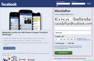 Cara Daftar Akun Facebook Lengkap Aktivasi