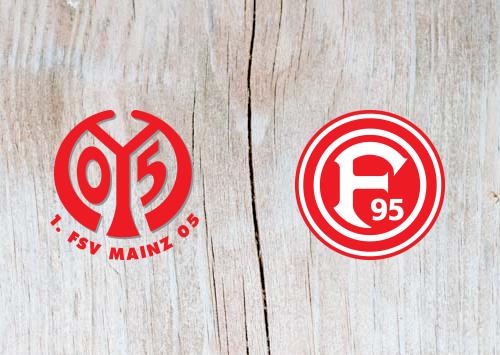 Mainz vs Fortuna Dusseldorf - Highlights 20 April 2019