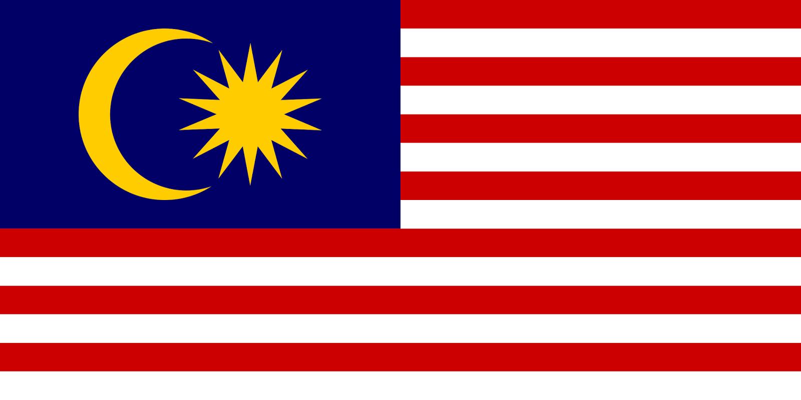 Malaysia Flag Bendera Malaysia Jalur Gemilang