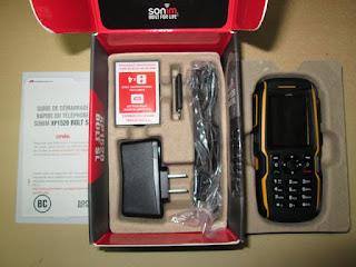 Hape Outdoor Sonim XP1520 Bolt SL New IP68 Certified Water Dust Shock Proof