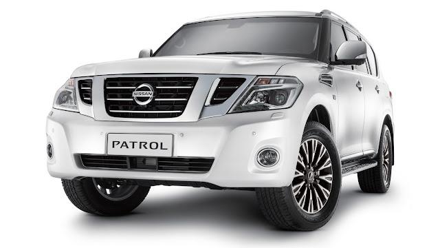 Nissan PAtrol India