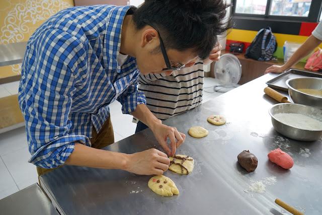 DSC00677 - 熱血採訪│手殘之人千萬不要來如邑堂太陽餅做太陽餅DIY
