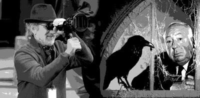 Alfred Hitchcock, Steven Spielberg, Trivia