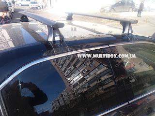 Багажник на крышу Toyota Camry