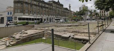 Στον κατάλογο της Unesco προβλήτα του 1800 στο Ρίο
