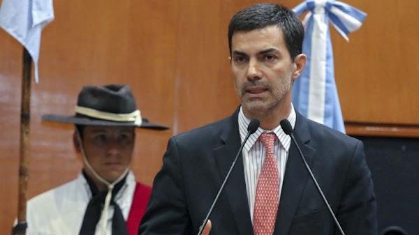 Juan Manuel Urtubey aseguró que Salta no está en condiciones de pagar el bono