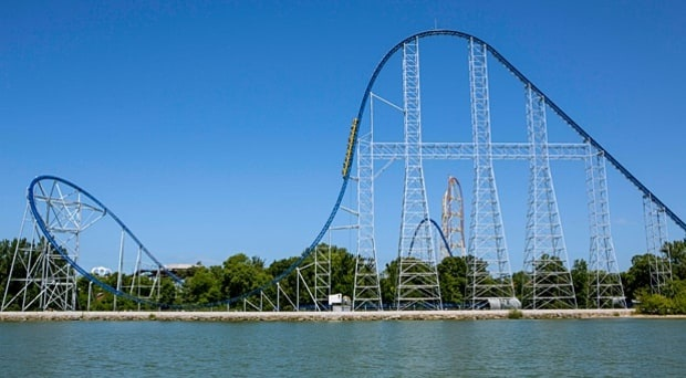 Top 10 Tallest Roller Coasters in the World With Pictures